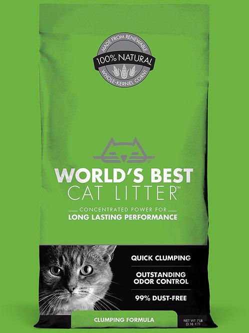World's Best Cat Litter Quick Clumping #7