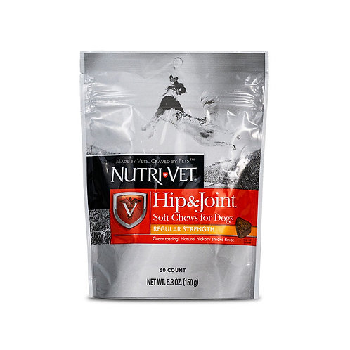 Nutri-Vet Hip & Joint Regular Strength Soft Chews