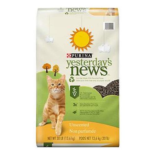 Purina Yesterday's News Original Unscented Cat Litter #5