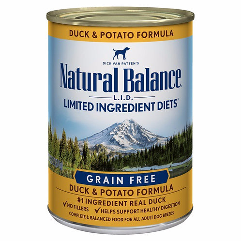 Natural Balance L.I.D. Duck and Potato Wet Food