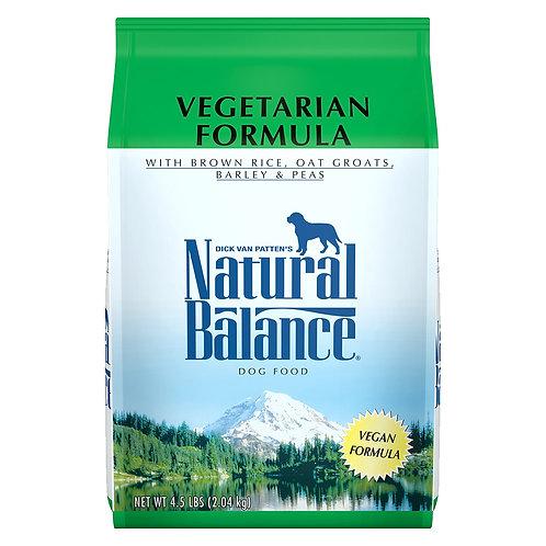 Natural Balance Vegetarian Formula 28lbs