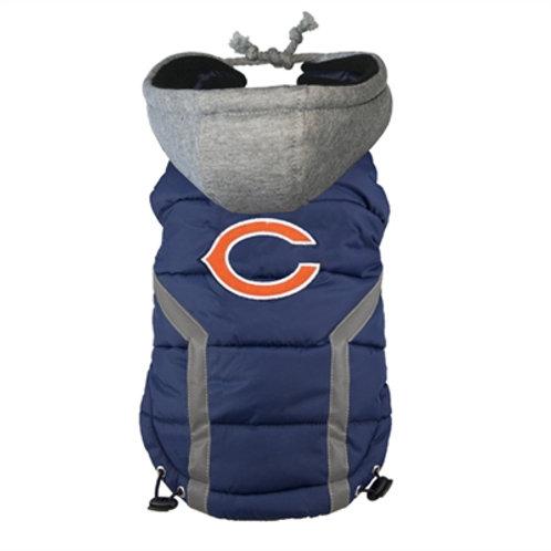 Chicago Bears Puffer Coat