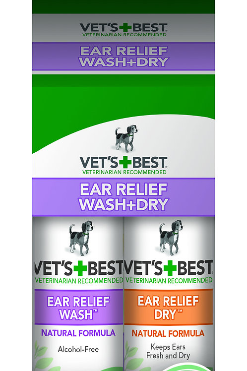 Vet's Best Ear Cleaner Kit