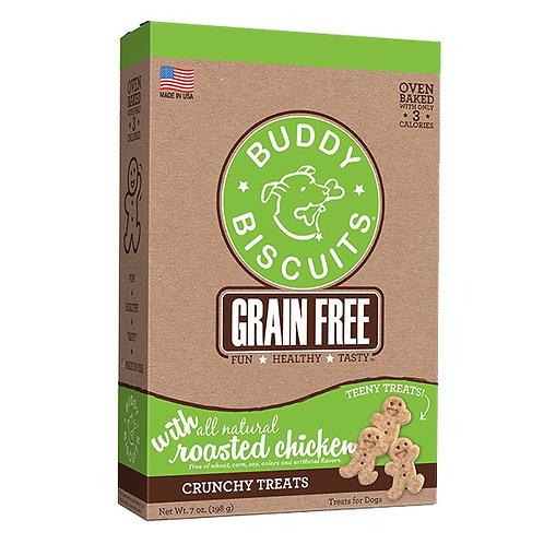 Grain Free Oven Baked Teeny Treats: Roasted Chicken