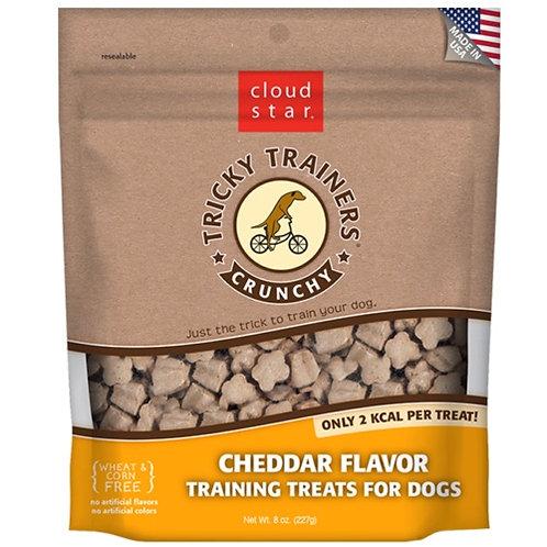Cloud Star Tricky Trainers Crunchy : Cheddar 8oz