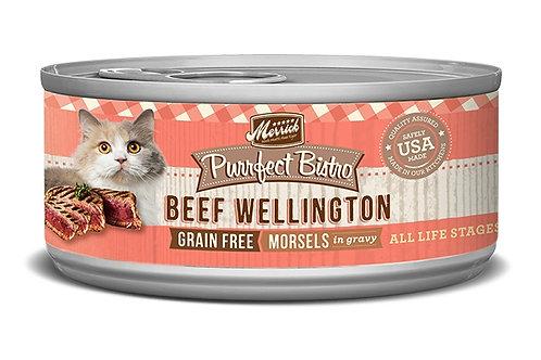 Merrick Purrfect Bistro Grain Free Morsels Beef Wellington