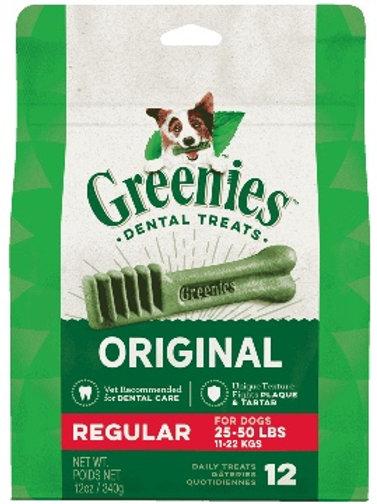 GREENIES™ Original Regular Size Dog Dental Treats