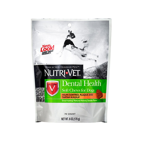 NutriVet Dental Health Soft Chews