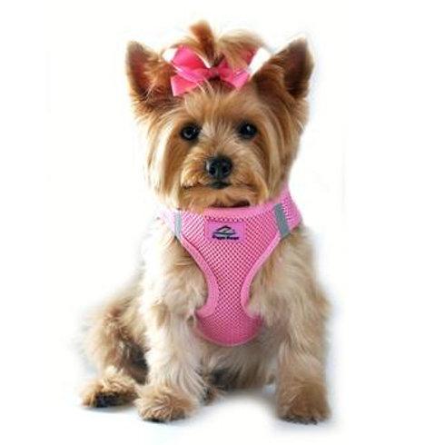 American River Choke Free Harness - Candy Pink