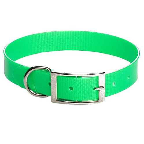 Mendota Biothane Synthetic Collar ( 4 color options )
