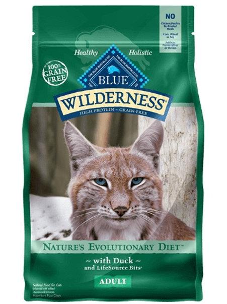 BLUE Buffalo Wilderness Adult Diet Duck 2#