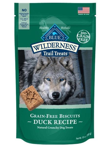 BLUE Buffalo Wilderness Trail Treats Duck