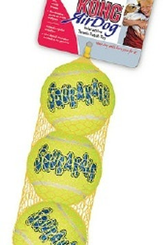 Airdog Squeaker Tennis ball 3 pack MD