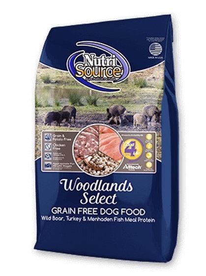 NutriSource Woodlands Select #15