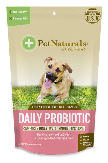 Pet Naturals Daily Probiotic