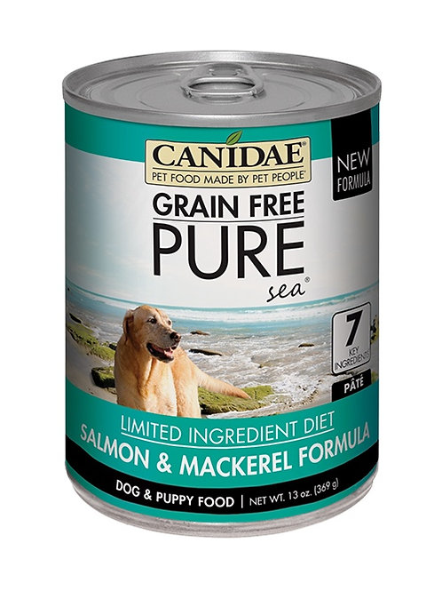 CANIDAE® Grain Free PURE  SEA® With Salmon and Mackerel