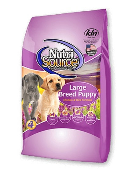 NutriSource Large Breed Puppy Formula