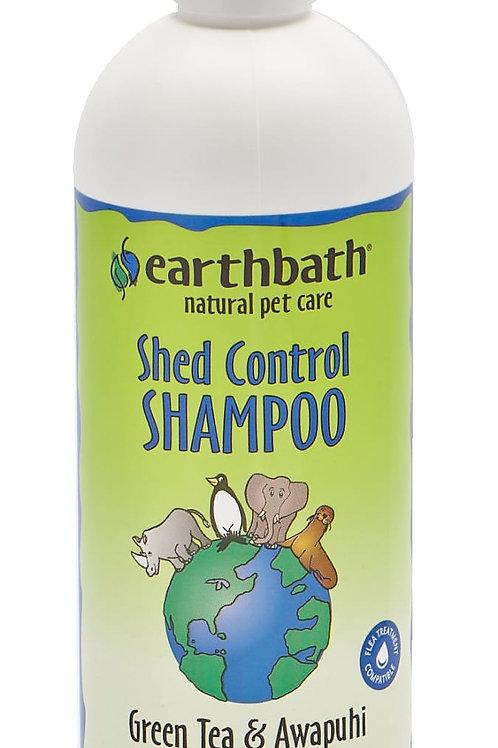 EarthBath Shed Control Green Tea Shampoo
