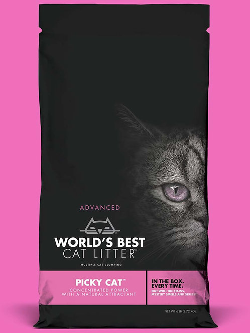 World's Best Cat Litter for Picky Cats #6