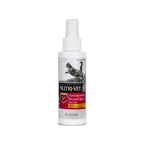Antimicrobial Wound Spray for Cats