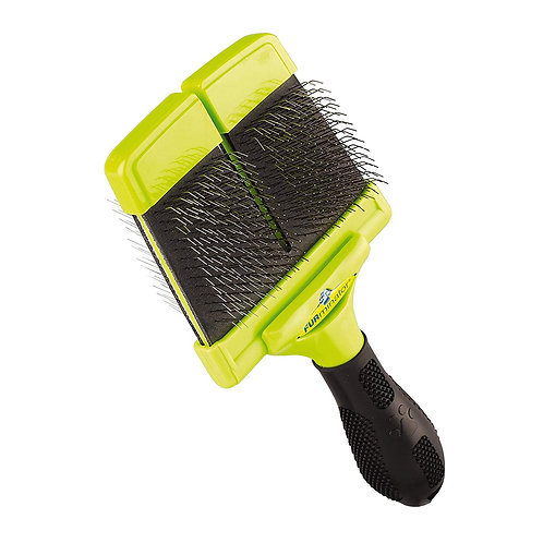 FURminator Soft Slicker Brush For Dogs