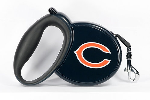 Chicago Bears Retractable Leash