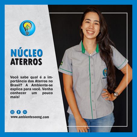 CONHEÇA A AMBIENTE-SE! - Núcleo Aterros