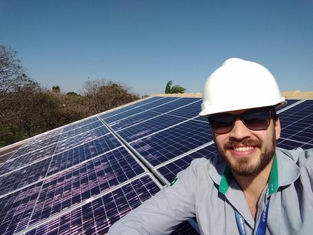 Curso Gratuito - Instalação de Energia Solar