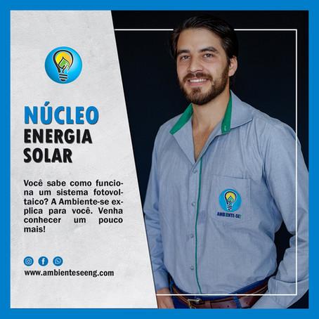 CONHEÇA A AMBIENTE-SE! - Núcleo Energia Solar