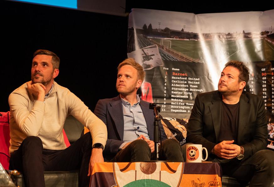 Strevens Graham Grazioli ChampionsReunit