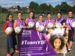 LOCAL CHARITY 'PASS IT ON' NETBALL TOURNAMENT A SUCCESS