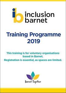 Inclusion Barnet Training.JPG