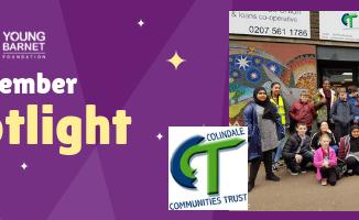 Member Spotlight: Colindale Communities Trust (CCT)