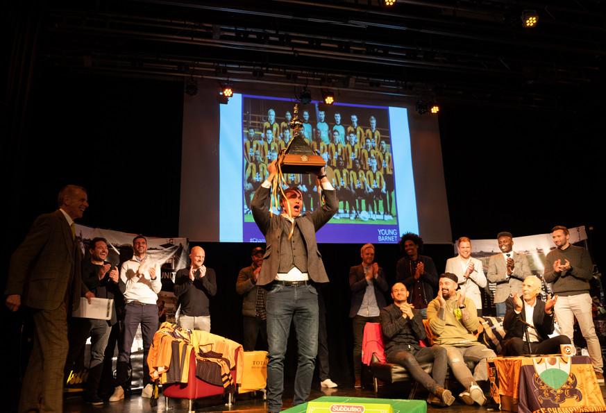 Trophy ChampionsReunited Young Barnet Fo