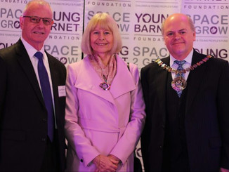 The Young Barnet Foundation Takes Off