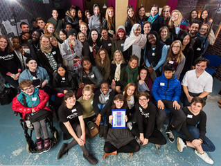 MOUSETRAP THEATRE PROJECT'S YOUTH ARTS LEADERSHIP CONFERENCE BRINGS TOGETHER 75 YOUNG PEOPLE REPRESE
