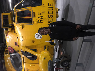 Paloma's Eighth Day of Work Experience - The Royal Air Force Museum