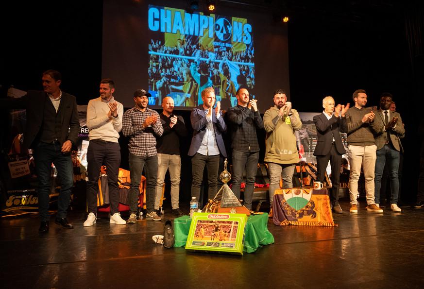 ChampionsReunited Young Barnet Foundatio
