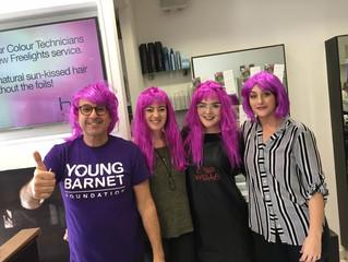 Help Your Barnet: 'Barnet Fair – Do Your Hair!'