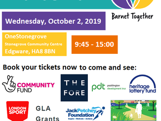 FUNDERS FAIR - 2nd OCTOBER 2019