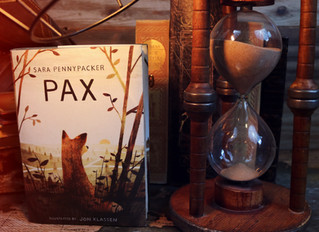 Pax Review (or why I want a fox in my life)