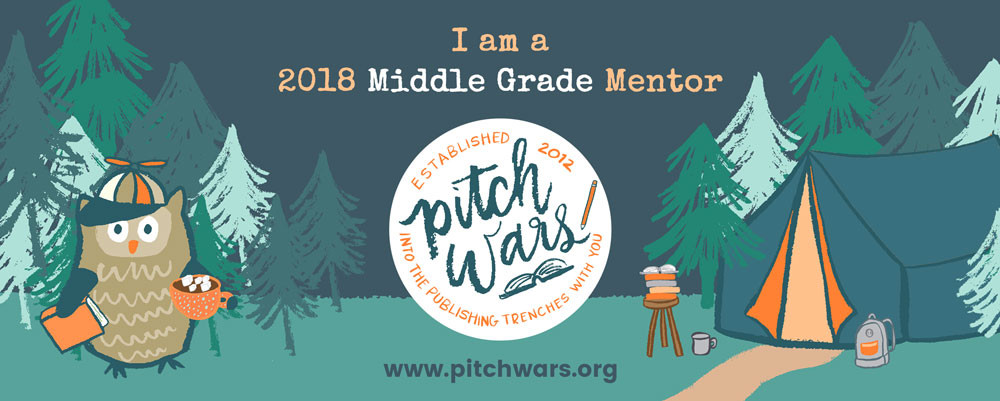Pitch Wars Middle Grade Mentors