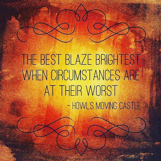 The Best Blaze Brightest