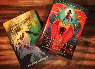 I'm giving away a couple of my favorite MG books