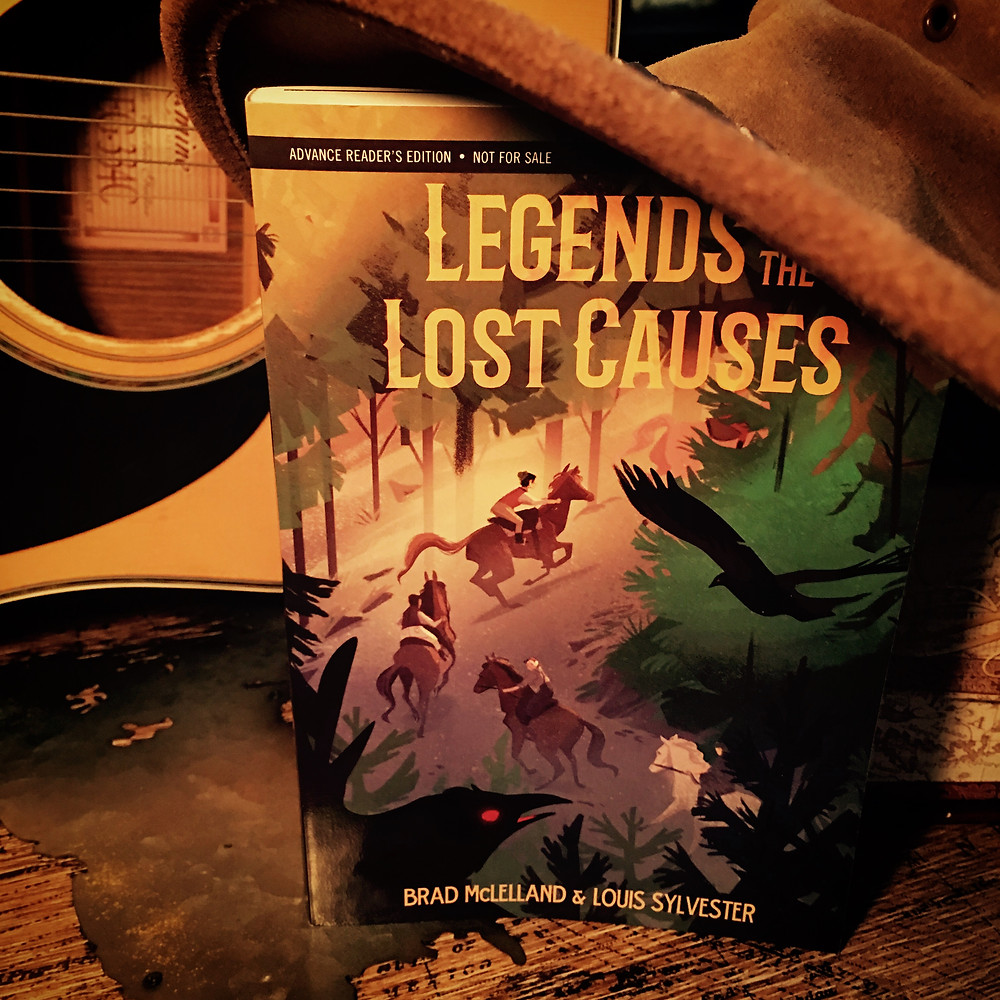 Legends of the Lost Causes, by Brad McLelland and Louis Sylvester