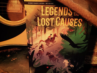 Legends of the Lost Causes Review (or how the west was wrested away from zombies)