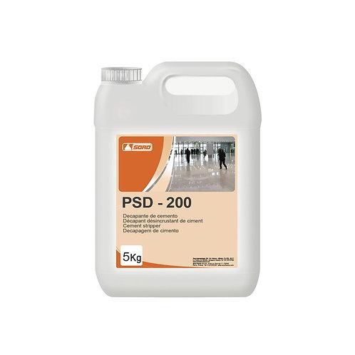 Decapante de cemento PSD-200 Soro