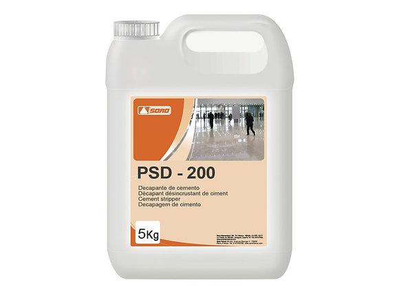 Decapante de cemento PSD-200