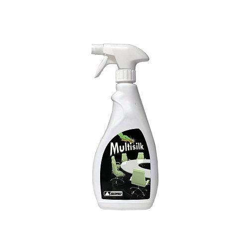 Multiusos Abrillantador para superficies MULTISILK Soro 750 ml