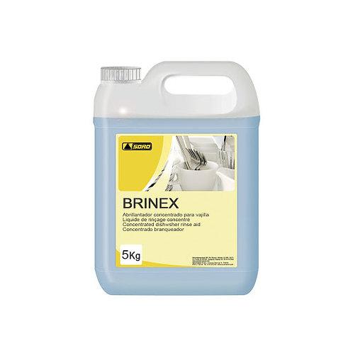 Abrillantador de vajilla para máquina automática BRINEX 5kg